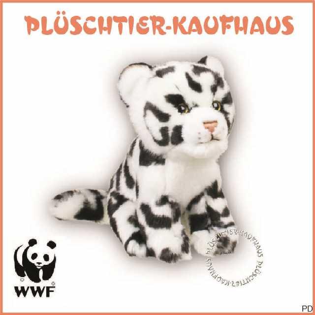 Stofftiere WWF Polartiere Plüschtiere Fuchs Eule Hase Eisbär Leopard Stofftiere Kuscheltier
